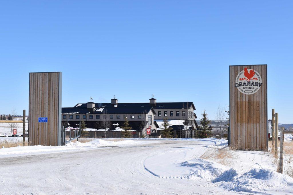 www.iamcalgary.ca I Am Calgary 20190303 Granary Road