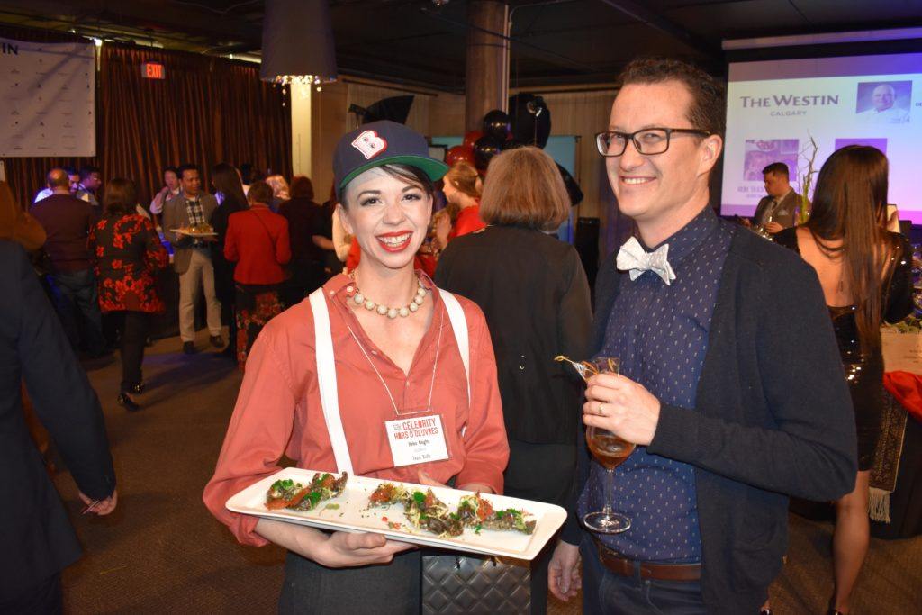 www.iamcalgary.ca I AM CALGARY 20190427 Alberta Theatre Projects ATP Celebrity Hors d'oeuvres