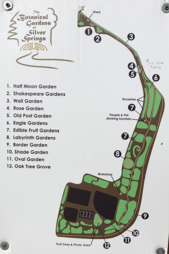 www.iamcalgary.ca IAmCalgary It's Spring and gardening Botanical Gardens of Silver Springs map