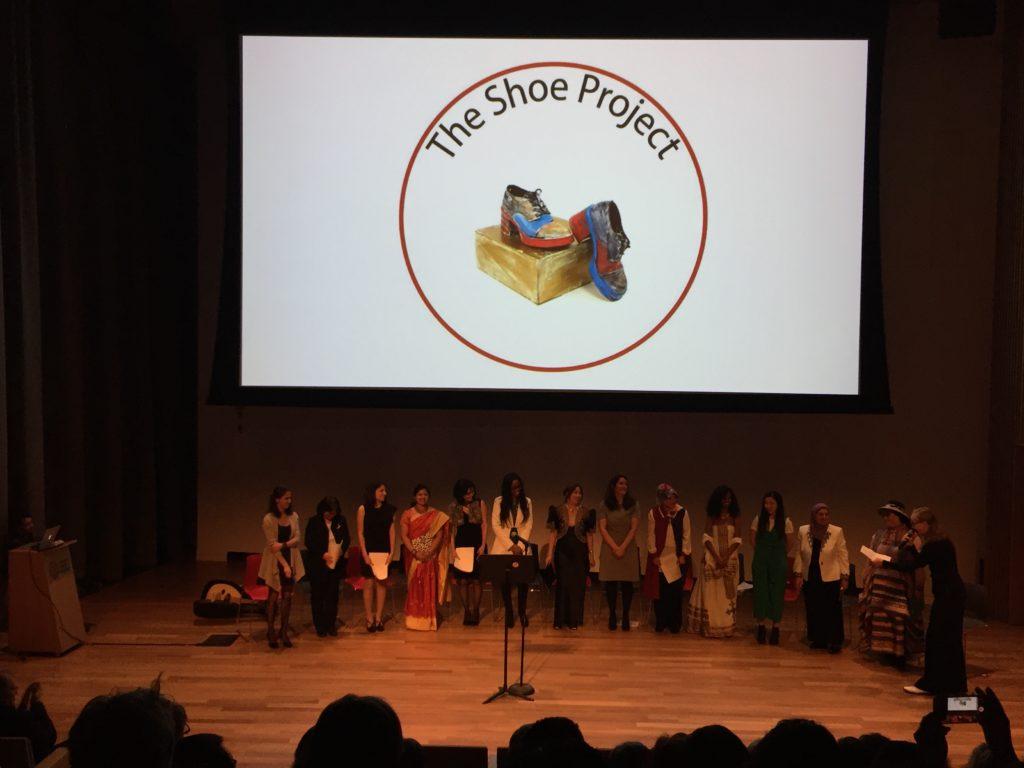 www.iamcalgary.ca I Am Calgary Shoe Project