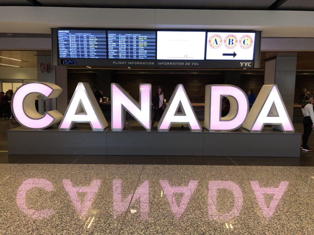 www.IamCalgary.ca I Am Calgary Blog Diversifying Calgary Economy YYC International Arrivals