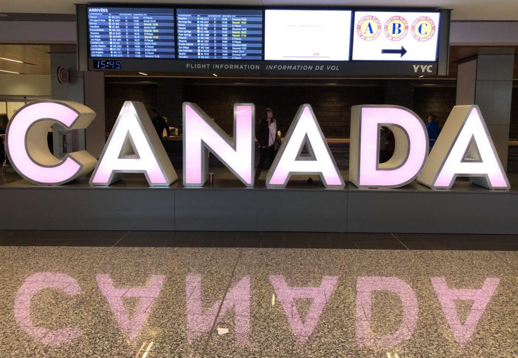 www.iamcalgary.ca IAmCalgary YYC arrivals Canada