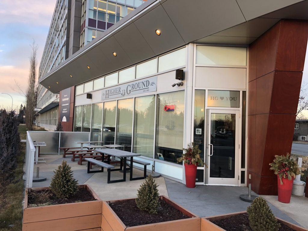 www.iamcalgary.ca I Am Calgary Higher Ground Cafe