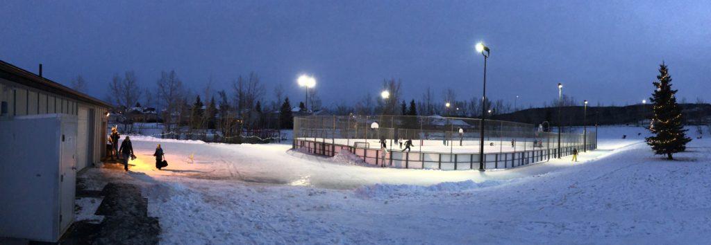 www.iamcalgary.ca I Am Calgary Valley Ridge Community Association Outdoor Rink