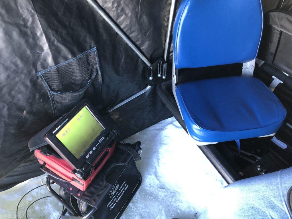 www.IAmCalgary.ca I Am Calgary Ice Fishing Camera Monitor