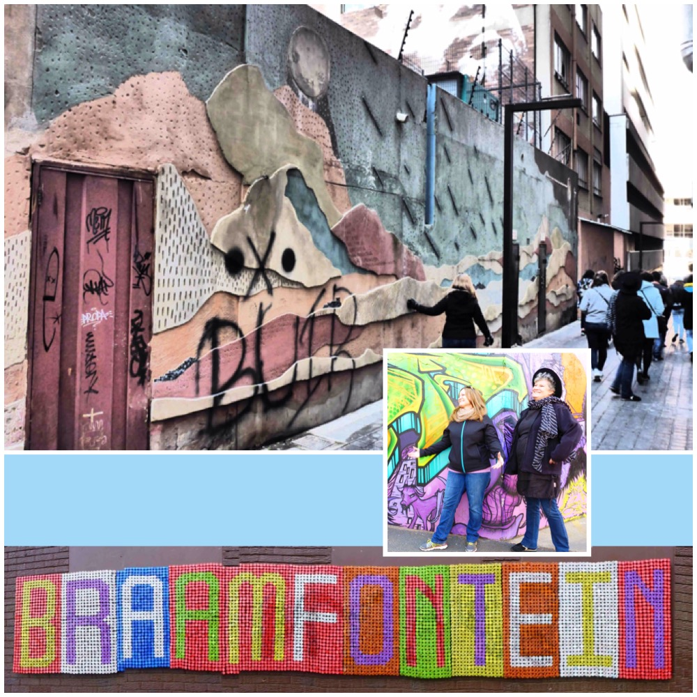 www.iamcalgary.ca I Am Calgary Braamfontein Graffiti Tour 20160730