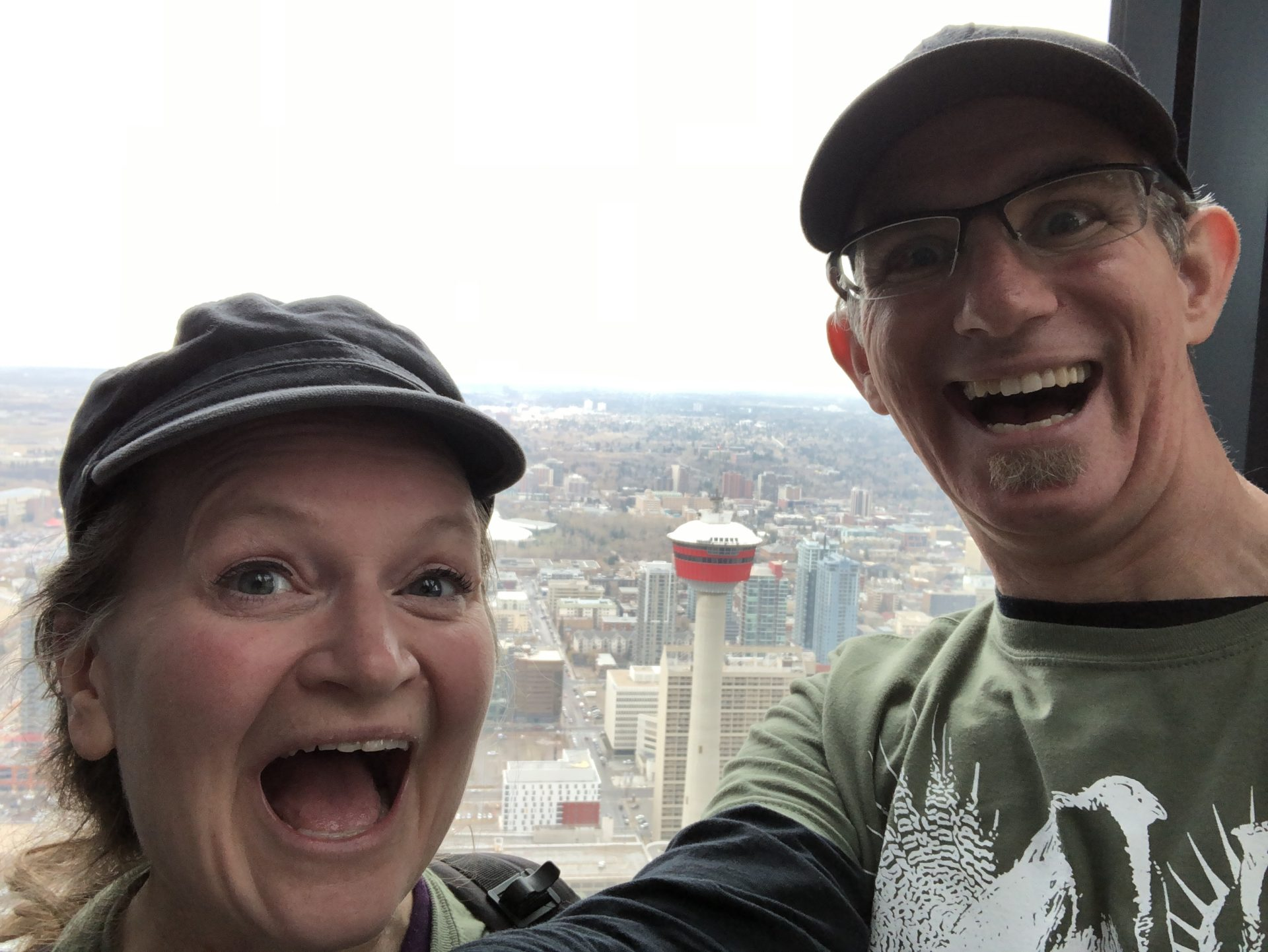www.iamcalgary.ca I AM CALGARY Alberta Wilderness Association AWA Climb for Wild 20190427