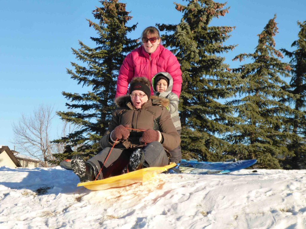 www.iamcalgary.ca I Am Calgary Toboggan and Sled Slopes