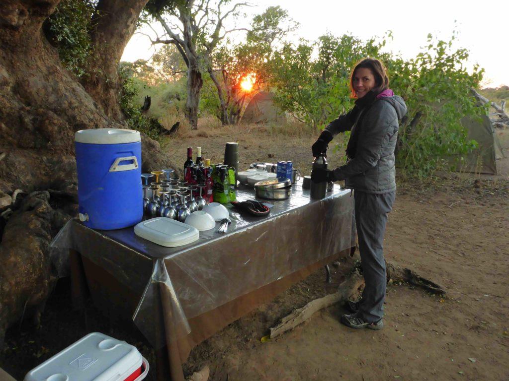 www.iamcalgary.ca IAmCalgary I Am Calgary Botswana Mashatu Cycle Drinks Prep