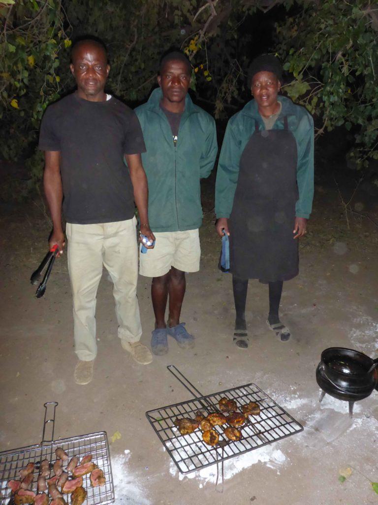 www.iamcalgary.ca IAmCalgary I Am Calgary Botswana Mashatu Cycle Dinner Staff