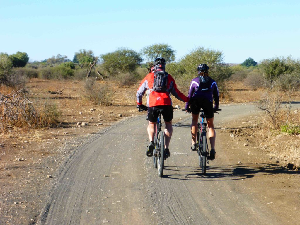 www.iamcalgary.ca IAmCalgary I Am Calgary Botswana Mashatu Cycle Muller holding hands