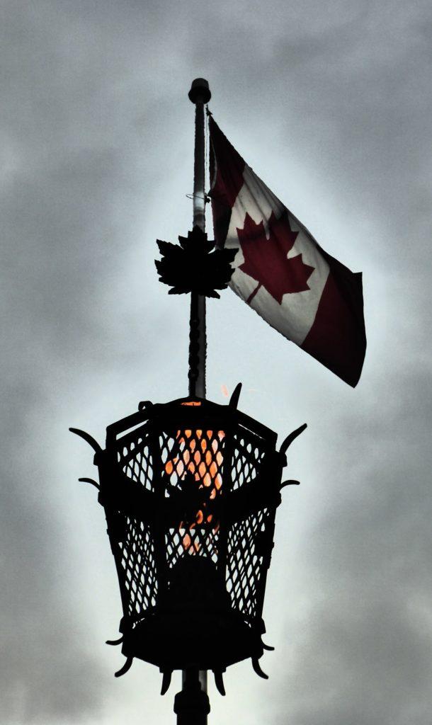 www.iamcalgary.ca IAmCalgary Canadian Flag Central Memorial Park