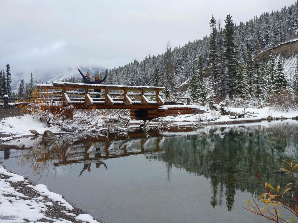 www.iamcalgary.ca IAmCalgary Equinox Blog Mt Lorette Ponds Snow