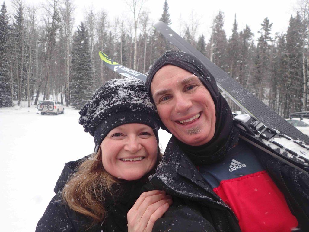 www.iamcalgary.ca I Am Calgary XC Cross Country Skiing West Bragg Creek