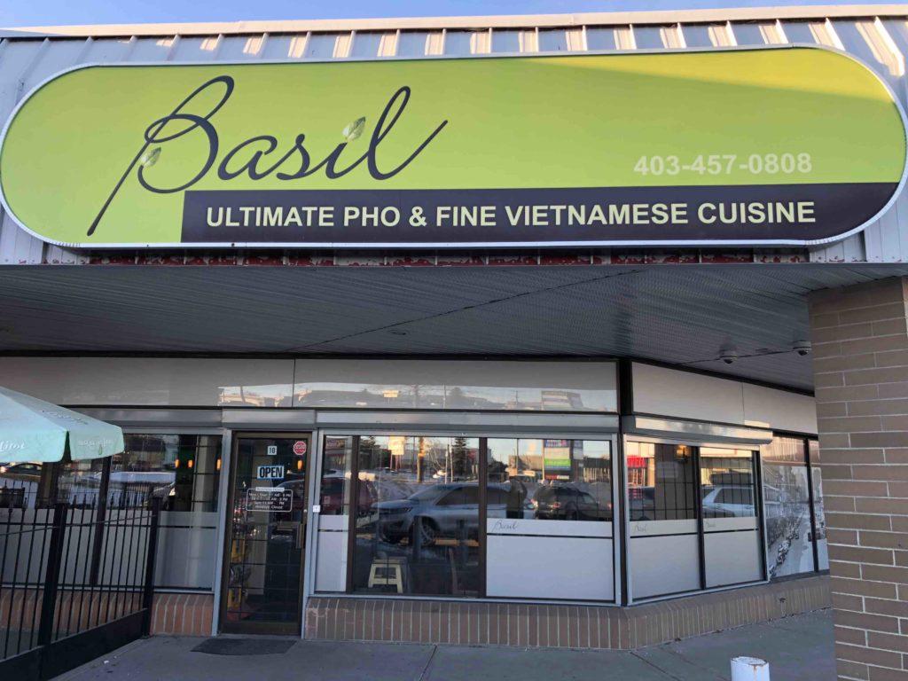 I Am Calgary Basil Ultimate Pho Vietnamese